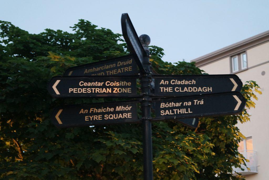 Galway experience irlande