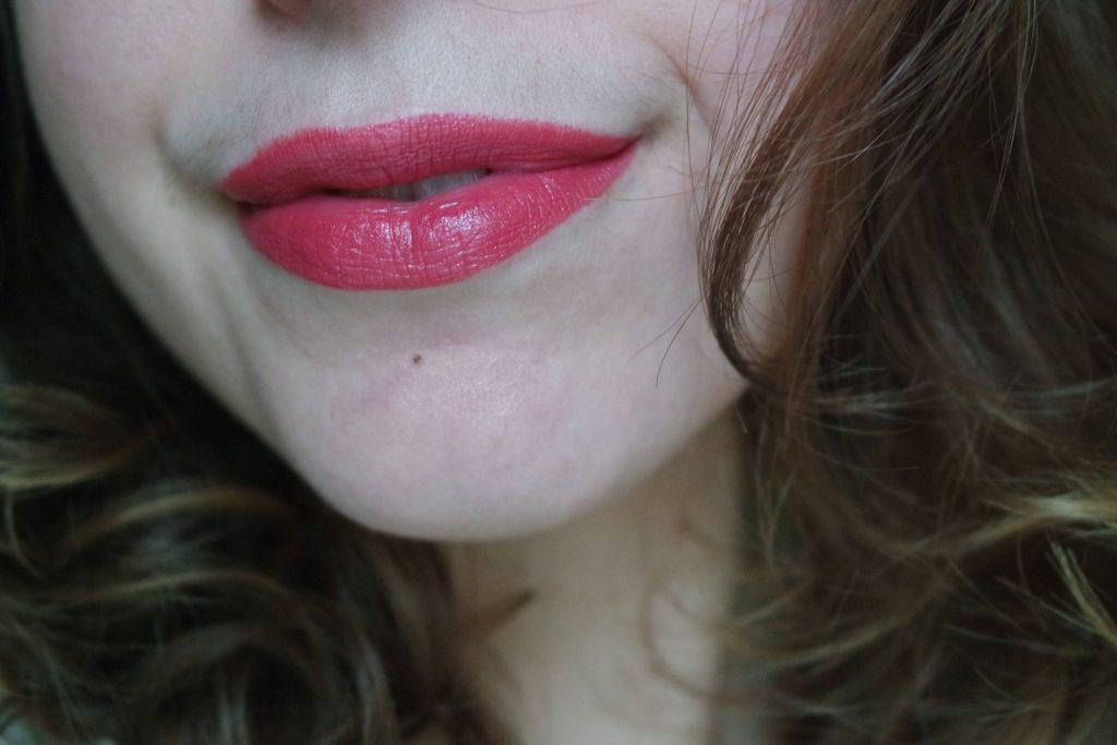 couleur caramel rouge à levre
