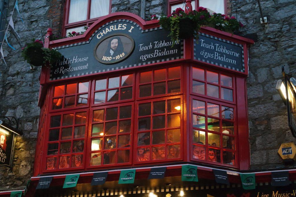 Galway Voyage Irlande