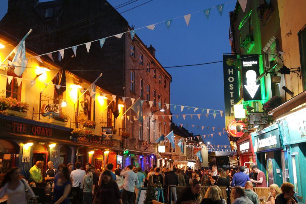 Galway Irlande Voyage