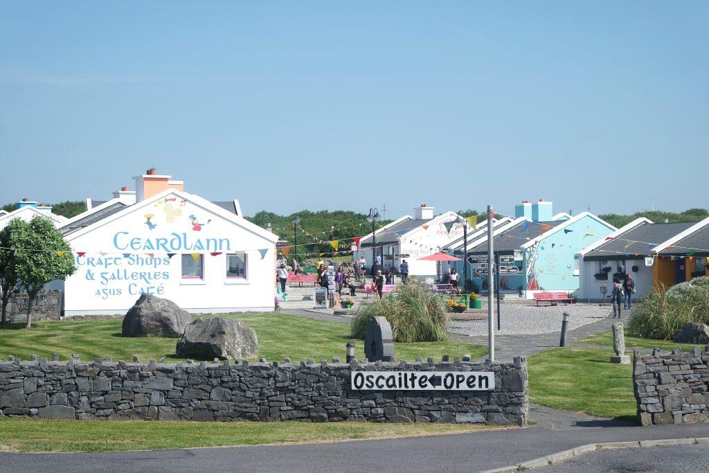 Spideal Galway Irlande voyage