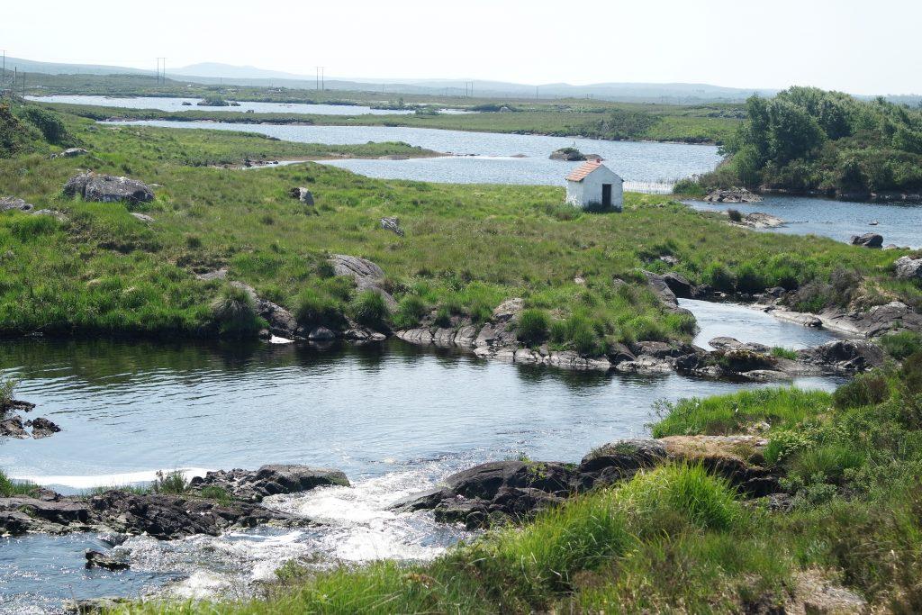 Connemara Galway Irlande Voyage