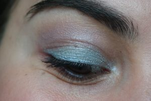 Monday Shadow Challenge bleu glacier