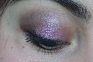maquillage monday shadow challenge violine urban decay too faced