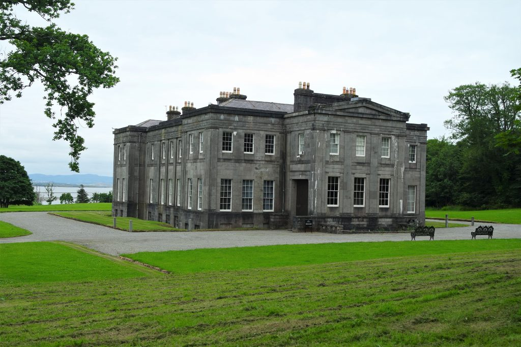 Sligo Lissadell House visiter