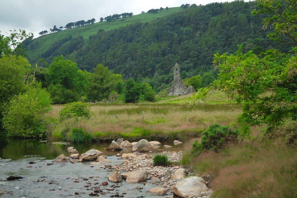 Glendalough irlande visiter