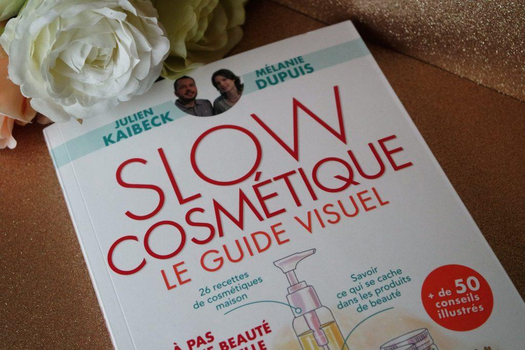 Slow Cosmétique livre