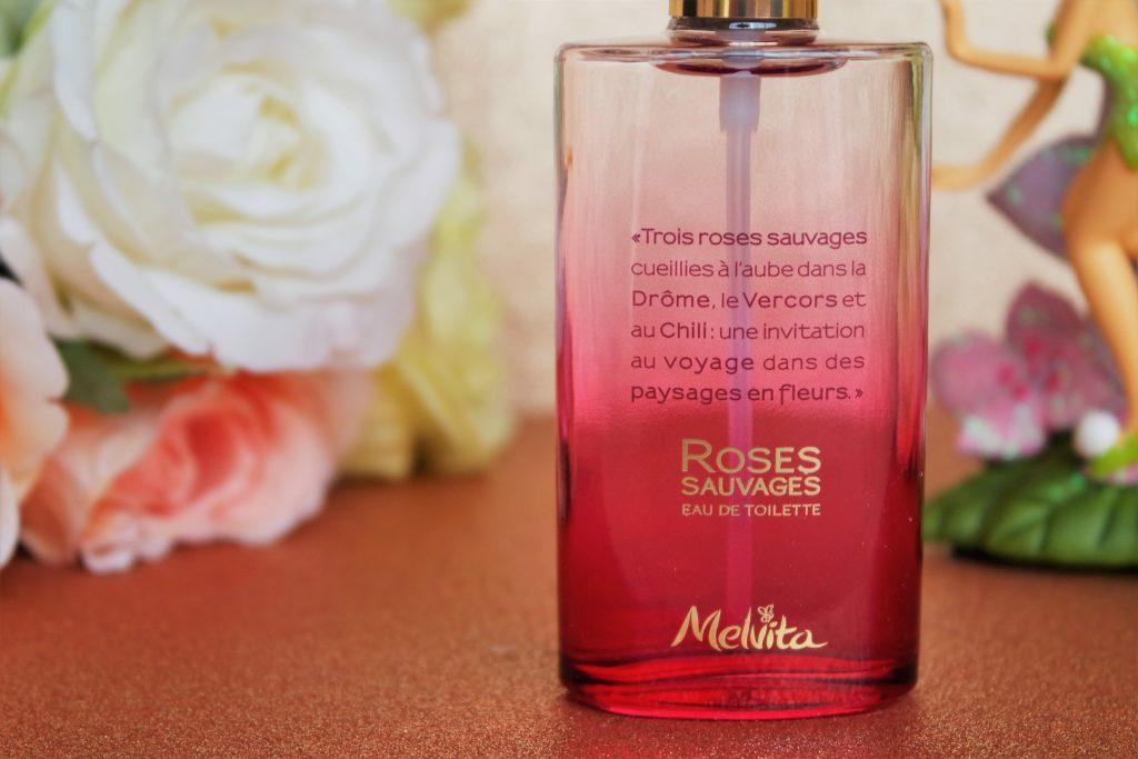 Roses Sauvages Melvita
