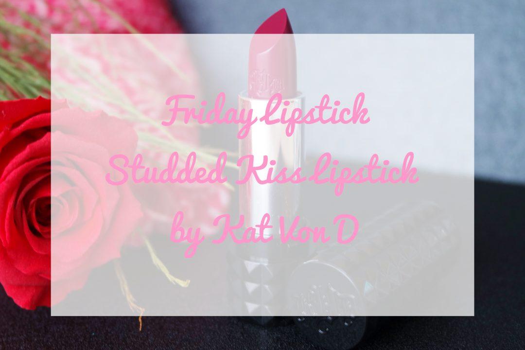 Bauhau5 Kat Von D Studded Kiss Lipstick