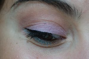 Monday Shadow Challenge Lavande maquillage