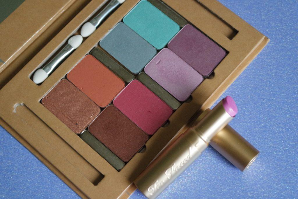 Monday Shadow Challenge Lavande maquillage