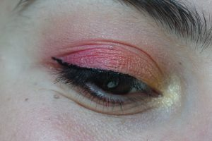 maquillage monday shadow challenge magenta