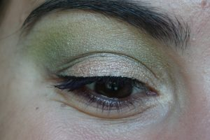 Maquillage Monday Shadow Challenge Greenery