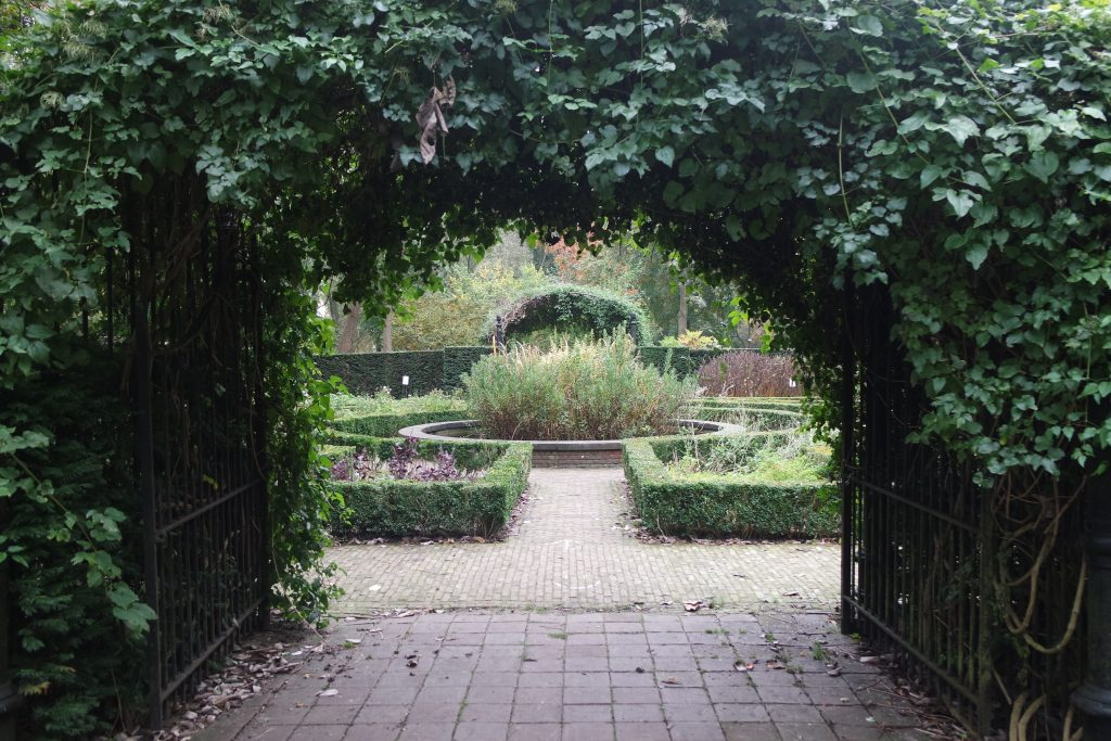 Beatrixpark amsterdam pays bas