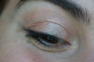 Monday Shadow Challenge Maquillage beige