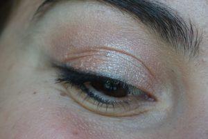 Monday Shadow Challenge Maquillage beige
