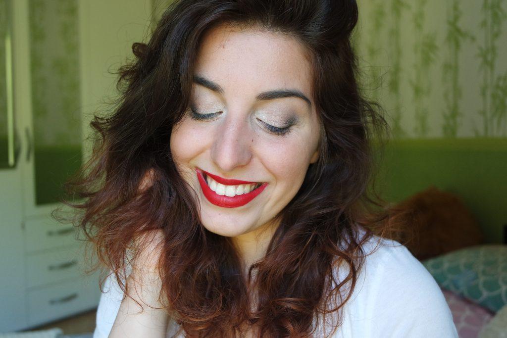 maquillage monday shadow challenge noir blanc