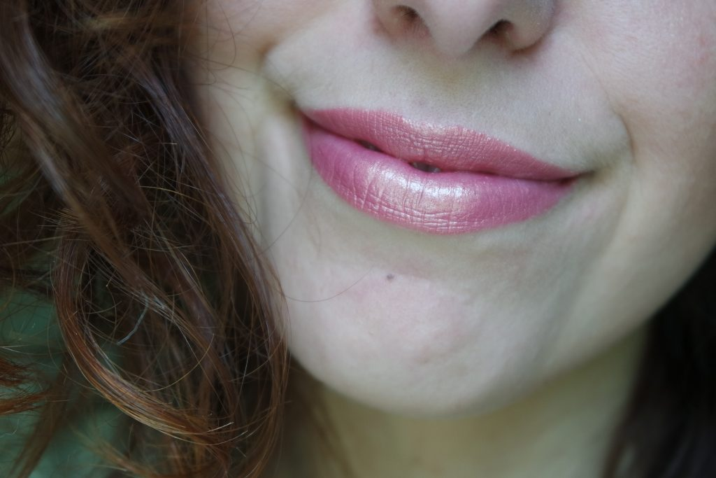 Couleur Caramel Twist and lips rose nacré