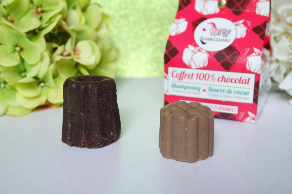 lamazuna shampoing solide chocolat