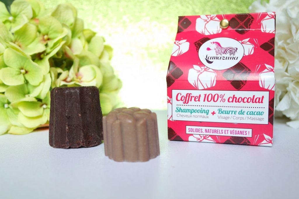 lamazuna shampoing chocolat