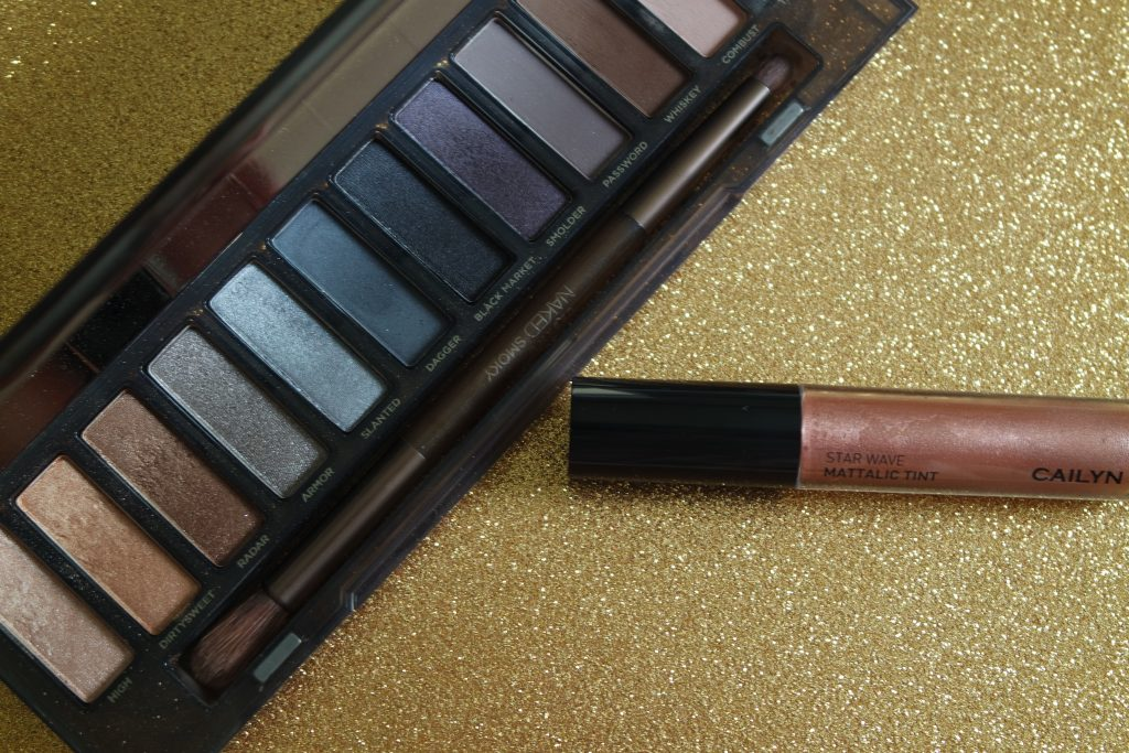 MAQUILLAGE monday shadow challenge naked smokey urban decay