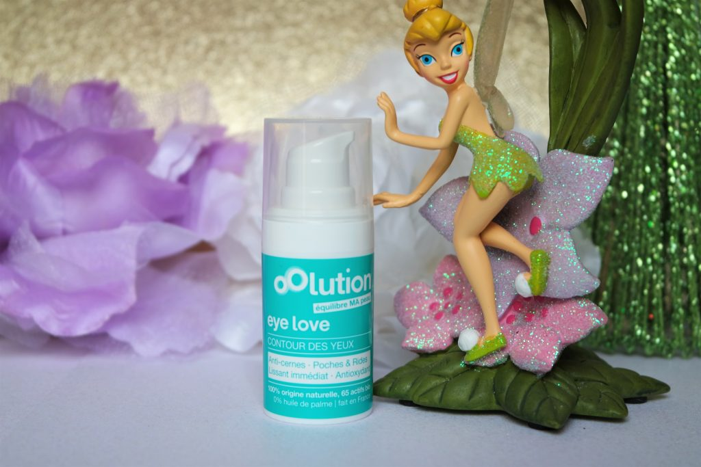 oolution soin contour yeux eye love
