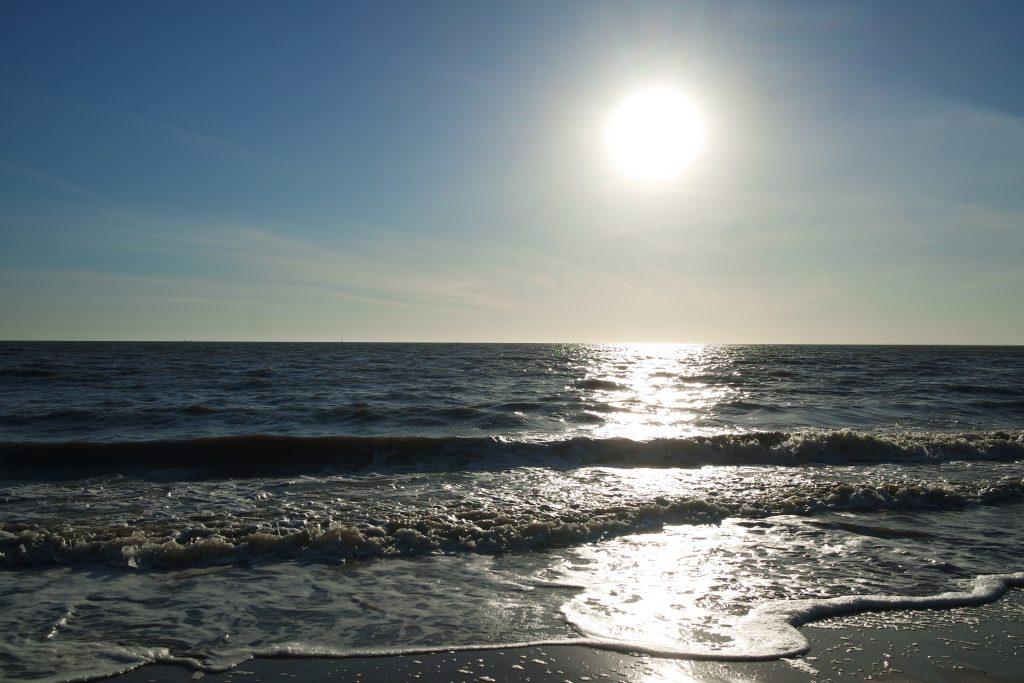 absence raison mer soleil