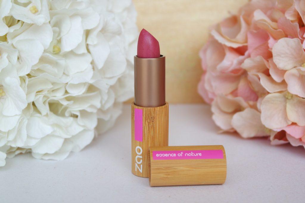 ROUGE à lèvre friday lipstick zao