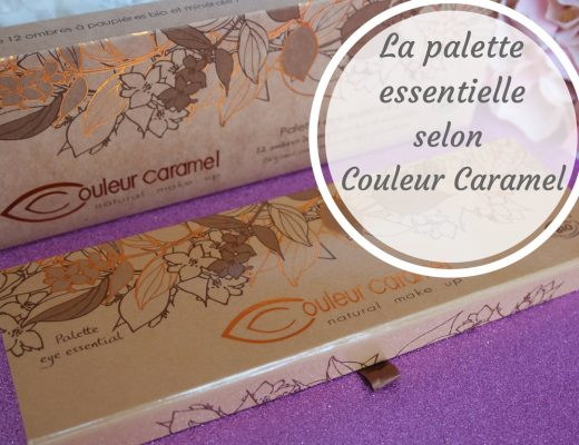 COULEUR CARAMEL PALETTE EYE ESSENTIAL 2