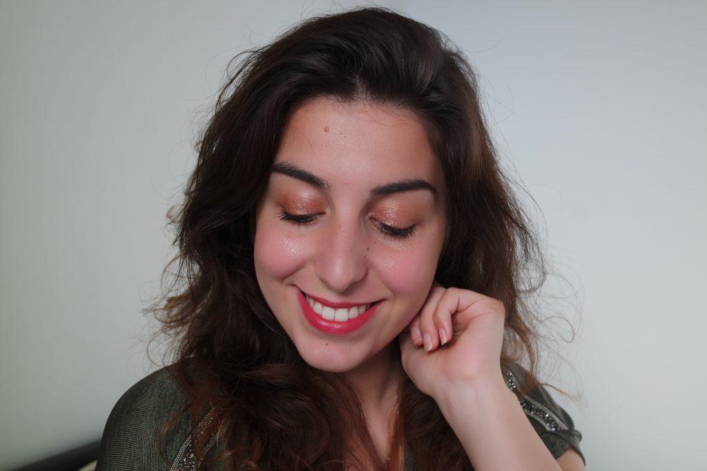 denovo maquillage fards à paupière voile moiré