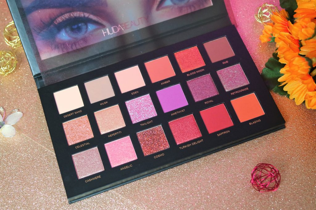 fards huda beauty desert dusk