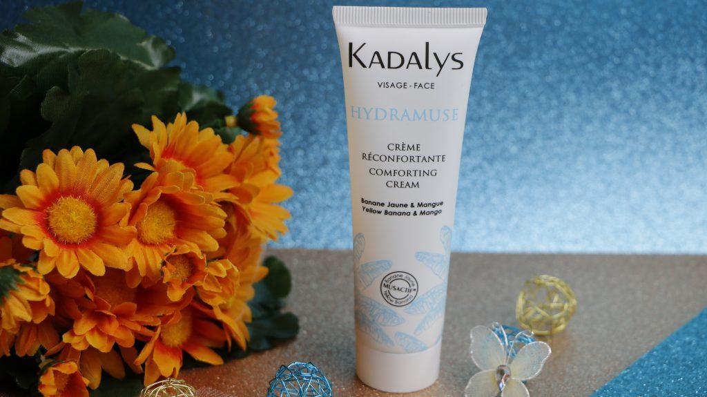 kadalys crème réconfortante revue hydramuse
