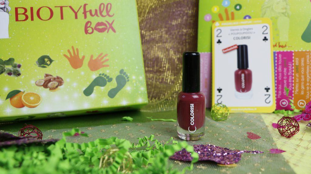 biotyfull box colorisi rouge à lèvre poupoupidou