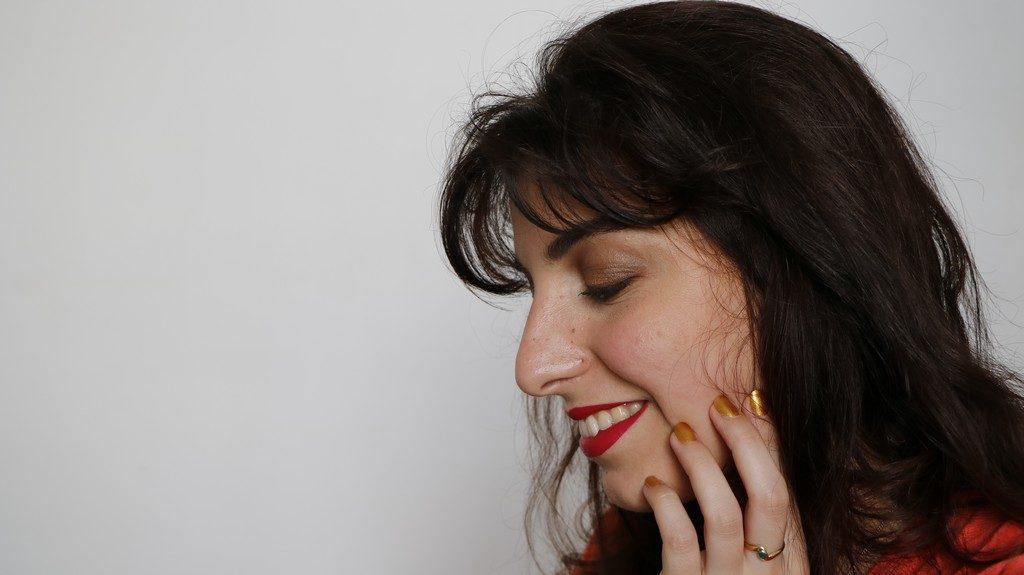 maquillage conventionnel marron doré semi sweet too faced kat von D bachelorette