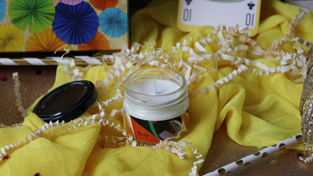 Baija exclu vertige solaire bougie biotyfull box