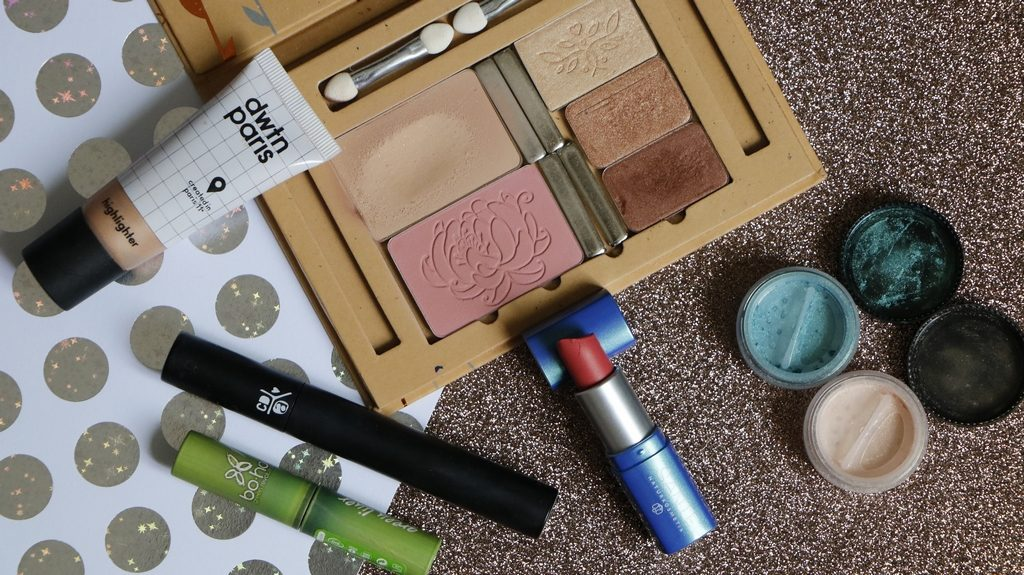 challenge maquillage bio coloré couleur caramel sante naturkosmetik lily lolo dwtn paris boho green absolution