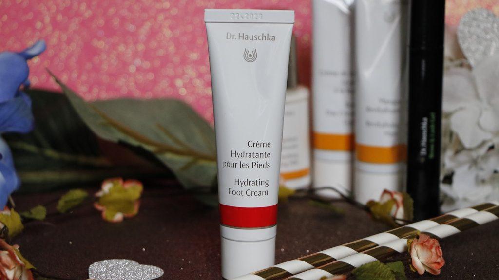 crème hydratante pieds dr hauschka avis
