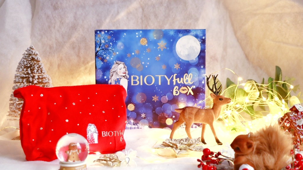 biotyfull box d cembre 2018 mon avis sur la festive birds and butterfly blog beaut bio. Black Bedroom Furniture Sets. Home Design Ideas