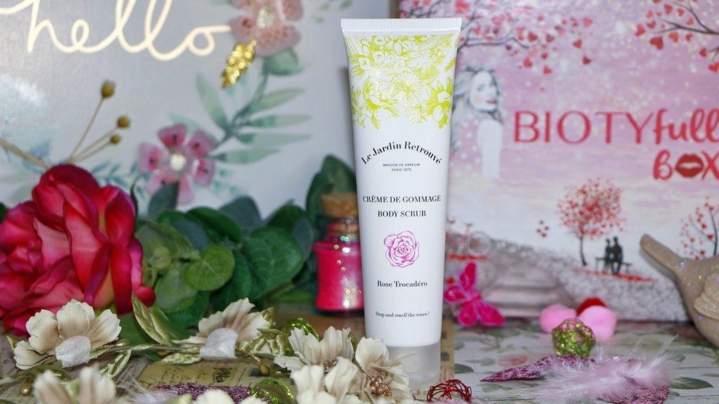 biotyfull box de février 2019 creme gommage jardin retrouvé rose trocadero-3.jpeg