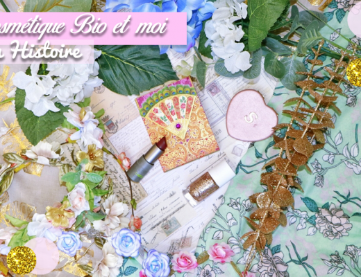 Cosmetique bio histoire blog beaute bio