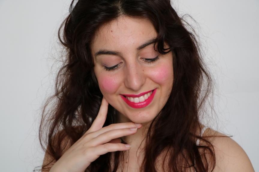 maquillage ere perez maquillage rose naturel