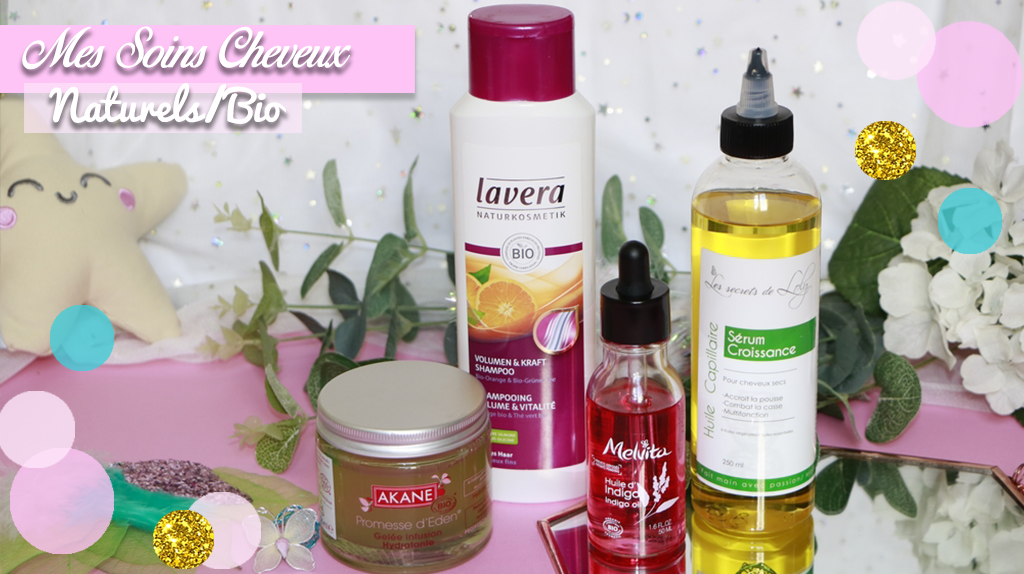 soins cheveux naturels bio