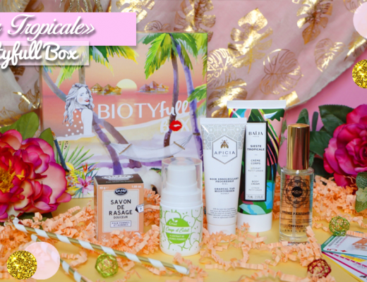 Biotyfull Box juin 2019 Tropicale avis-1