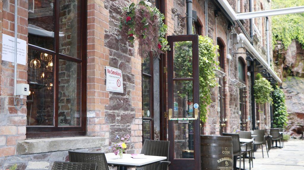 Irlande Cork Restaurant voyager irlande 5 jours