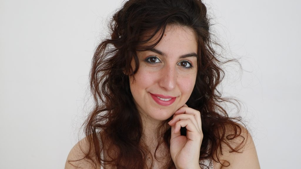Maquillage bio coloré couleur caramel zao makeup boho green makeup