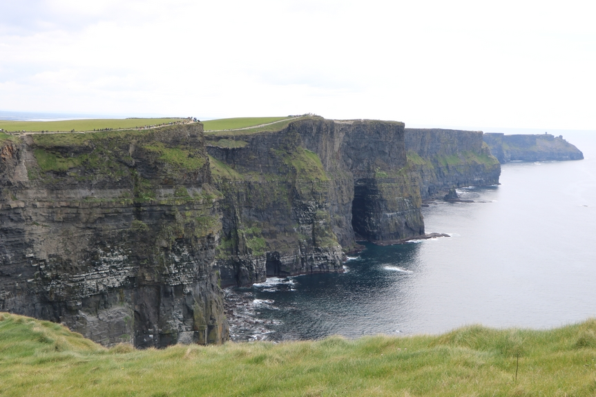 falaises de moher irlande wild atlantic way irlande en 5 jours