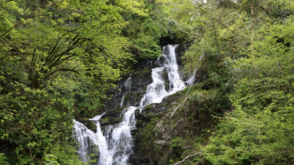 torc waterfall killarney national park kerry irlande en 5 jours
