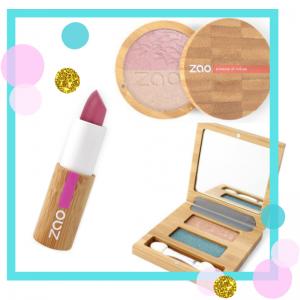zao make up wishlist cosmetiques bio